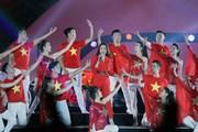 Chương trình nghệ thuật chào mừng sự kiện Hà Nội đăng cai giải F1