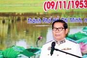 Thành phố Hồ Chí Minh: Kỷ niệm 65 năm Quốc khánh Campuchia