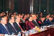 Chủ tịch Quốc hội dự Lễ hưởng ứng Ngày Pháp luật Việt Nam