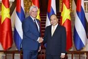 Việt Nam-Cuba phấn đấu tăng gấp đôi kim ngạch thương mại