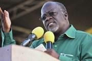 Tổng thống Tanzania John Magufuli cách chức hai bộ trưởng