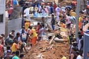 Sạt lở đất tại Brazil làm 10 người thiệt mạng, 4 người đang mất tích