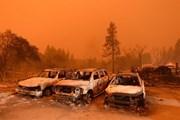 Mỹ: Cháy rừng tại California lan nhanh, đã có 23 người thiệt mạng