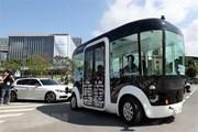 Incheon là sân bay đầu tiên ở Hàn Quốc có xe buýt tự lái