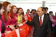 Thủ tướng đến Singapore tham dự Hội nghị Cấp cao ASEAN lần thứ 33