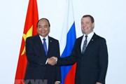 Quan hệ Việt Nam-Nga tiếp tục phát triển thực chất, bền vững