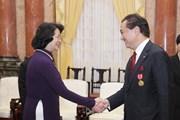 Thúc đẩy hợp tác giữa tỉnh Nagakawa và các địa phương của Việt Nam