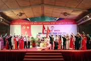 Ngày hội Đại đoàn kết toàn dân tộc tại Lâm Đồng, Thái Nguyên