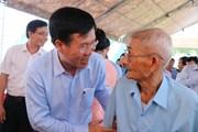 Trưởng ban Tuyên giáo TW dự Ngày hội đại đoàn kết tại Quảng Ngãi