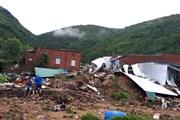 Huy động lực lượng tìm kiếm người mất tích do mưa bão ở Khánh Hòa