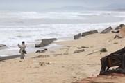 Thủ tướng yêu cầu khắc phục sạt lở bờ biển và ứng phó với El Nino