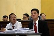 Tranh cãi kịch liệt tại phiên tòa xét xử vụ Vinasun kiện Grab