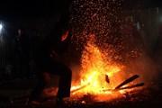 [Photo] Độc đáo nghi thức nhảy lửa của dân tộc Dao ở Điện Biên