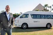 Uber triển khai dịch vụ xe buýt cỡ nhỏ đầu tiên tại Ai Cập