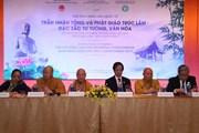 Hội thảo khoa học quốc tế về Trần Nhân Tông và Phật giáo Trúc Lâm