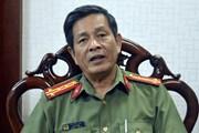 Kỷ luật khiển trách nguyên Giám đốc Công an Đà Nẵng Lê Văn Tam