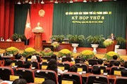 Kỳ họp thứ 8 HĐND thành phố Hải Phòng: Dành 50% thời gian để chất vấn