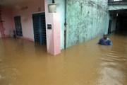 Mưa lớn ở Đà Nẵng: Cho gần 2.000 học sinh nghỉ học trong ngày mai