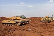 Syria cáo buộc các lực lượng quốc tế khai quật khảo cổ trái phép