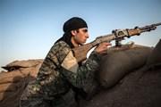 Mỹ dựng các trạm quan sát ở khu vực biên giới Syria-Thổ Nhĩ Kỳ