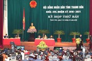 Bí thư Tỉnh ủy Thanh Hóa Trịnh Văn Chiến có nhiều phiếu tín nhiệm cao