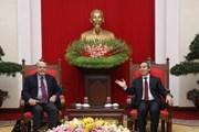 IMF sẽ tiếp tục hợp tác, hỗ trợ Việt Nam trong quá trình phát triển