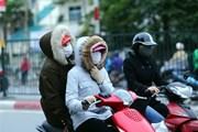 Từ Quảng Trị đến Phú Yên có mưa to, Bắc Bộ vẫn chìm trong giá rét