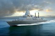 Australia ký hợp đồng đóng 9 tàu khu trục mới cho hải quân
