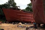 TP.HCM: Tai nạn trong lúc sửa chữa tàu, 3 công nhân tử vong tại chỗ