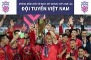 Đường đến chức vô địch AFF Suzuki Cup 2018 của đội tuyển Việt Nam