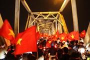 Những hình ảnh ấn tượng trong đêm Việt Nam vô địch AFF Suzuki Cup 2018