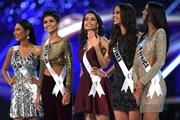 Đại diện Philippines đăng quang Hoa hậu Hoàn vũ, H'Hen Niê lập kỳ tích