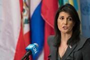 """Palestine chỉ trích """"thái độ thù địch"""" của Đại sứ Mỹ Nikki Haley"""