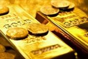 Giá vàng thế giới giao dịch ở gần mức cao nhất trong một tuần