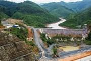 Lào sẽ hoàn thành xây dựng 12 dự án đập thủy điện trong năm 2019