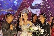 Vì sao Lê Âu Ngân Anh không được cấp phép thi Hoa hậu Liên lục địa?