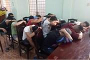 Đồng Nai phát hiện 66 người dương tính với ma túy trong quán bar