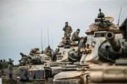 Thổ Nhĩ Kỳ tiếp tục tăng viện tại khu vực biên giới với Syria
