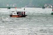 Khẩn trương tìm kiếm 10 ngư dân của tàu cá bị chìm trên biển
