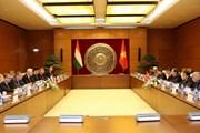 Việt Nam muốn tăng cường quan hệ hợp tác nhiều mặt với Hungary