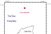 Xuất hiện một trận động đất gần biên giới Việt Nam-Trung Quốc