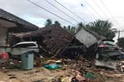 Cảnh báo nguy cơ xảy ra thảm họa thiên nhiên tại Indonesia