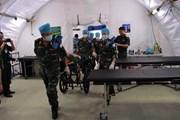 Quốc tế đánh giá cao những sỹ quan Việt Nam tham gia gìn giữ hòa bình