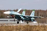 Chiến đấu cơ Su-27 của Nga đánh chặn máy bay trinh sát Thụy Điển
