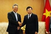 Tập đoàn Marubeni coi Việt Nam là thị trường quan trọng ở châu Á