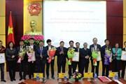 Bắc Ninh trao giấy chứng nhận đăng ký đầu tư cho các doanh nghiệp FDI