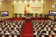 Nghị quyết Hướng dẫn một số hoạt động của Hội đồng nhân dân
