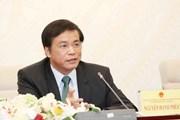 Lập Ban soạn thảo dự án sửa đổi, bổ sung Luật Tổ chức Quốc hội