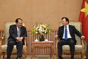 Thúc đẩy các dự án hợp tác Việt-Lào trong lĩnh vực năng lượng