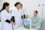 Chủ tịch Quốc hội thăm Bệnh viện Y học cổ truyền Trung ương